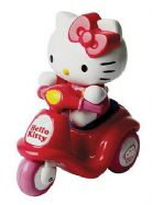 Hello Kitty Baby Mini Scooter Tricycle - Red